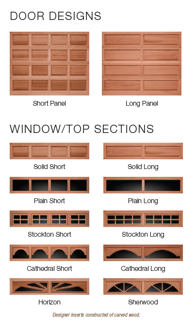 Wood garage doors in denver affordable door co Clopay garage door colors