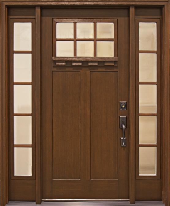 Modern Exterior Doors Affordable craftsman entry doors | denver experts | affordable door co.