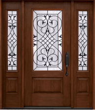Entry Doors Denver Clopay 39 S Rustic Collection Affordable Door Co