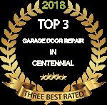 Best Garage door repair in Centennial